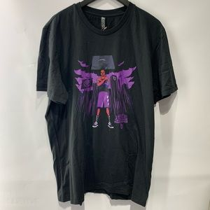 Adidas Marvel Black Panther x Dame Tee XL